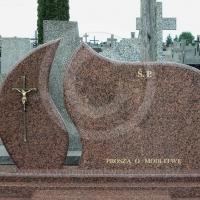 Kamieniarstwo Głasek - Tablice nagrobne