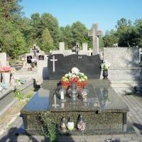 Andrzej Głasek Usługwy Zakład Betoniarsko-Kamieniarski - Nagrobki podwójne