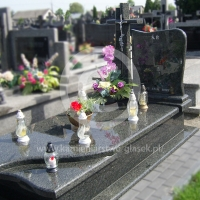 Kamieniarstwo Głasek - Nagrobki pojedyncze