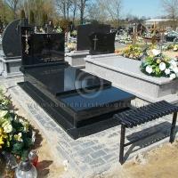Andrzej Głasek Usługwy Zakład Betoniarsko-Kamieniarski - Nagrobki pojedyncze