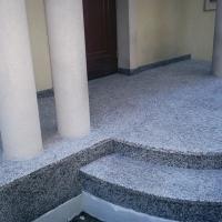 Kamieniarstwo Głasek - Schody kamienne